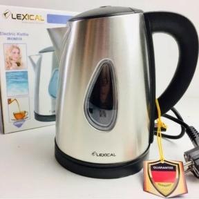 Электрочайник с терморегулятором Lexical LEK-1405 2200W 1 л Silver