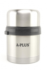 Пищевой термос A-Plus 1662 0.5 л Steel