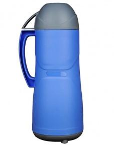 Термос со стеклянной колбой Stenson DB105SX 0.5 л Blue