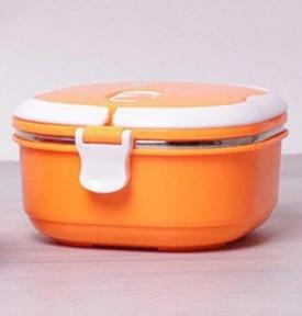 Пищевой термос с ложкой Empire ЕМ 1518 700 мл Orange