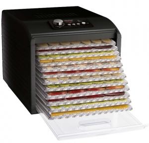 Сушарка для овочів і фруктів Sencor SFD 6600BK 500W Black
