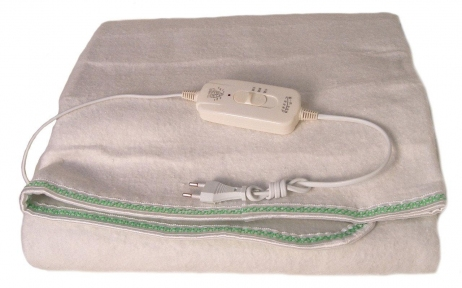 Электрическая простынь Electric blanket 5714 150х160 см, белая