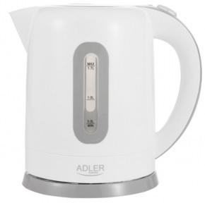 Електрочайник Adler AD 1234 2200W 1.7 л White