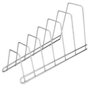 Держатель для крышек настольный Metaltex Polytherm 361006 34х15х18 см.