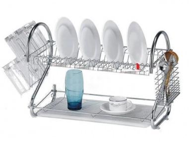 Сушилка для посуды настольная HLV BN-004 41x12x26 см