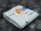 Электропростынь двухспальная евроразмер Lux Electric Blanket True Love 155x170 см