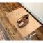 Бамбуковий килимок з підігрівом Trio 42x32 см.