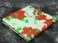 Електропростирадло односпальне Lux Electric Blanket Red Flowers 155x75 см