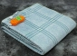 Электропростынь двухспальная евроразмер Lux Electric Blanket Squares 155x170 см