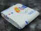 Електропростирадло двоспальне Lux Electric Blanket True Love155x140 см